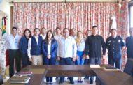 Fortalece grupo de coordinación la seguridad en Loreto