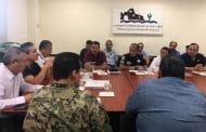 Se reunió titular de la SSPE con empresarios de Los Cabos