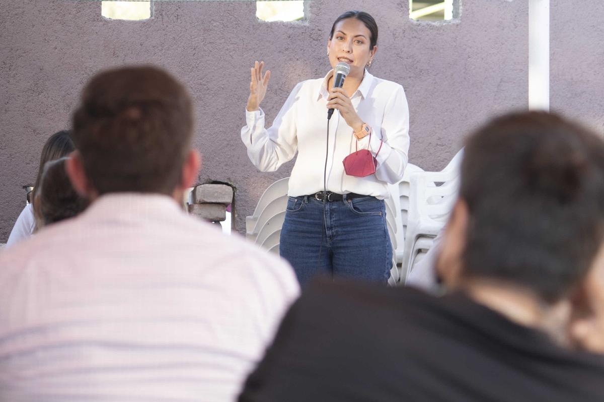 Equipamiento de policía y prevención, prioritarios en seguridad municipal: Milena Quiroga