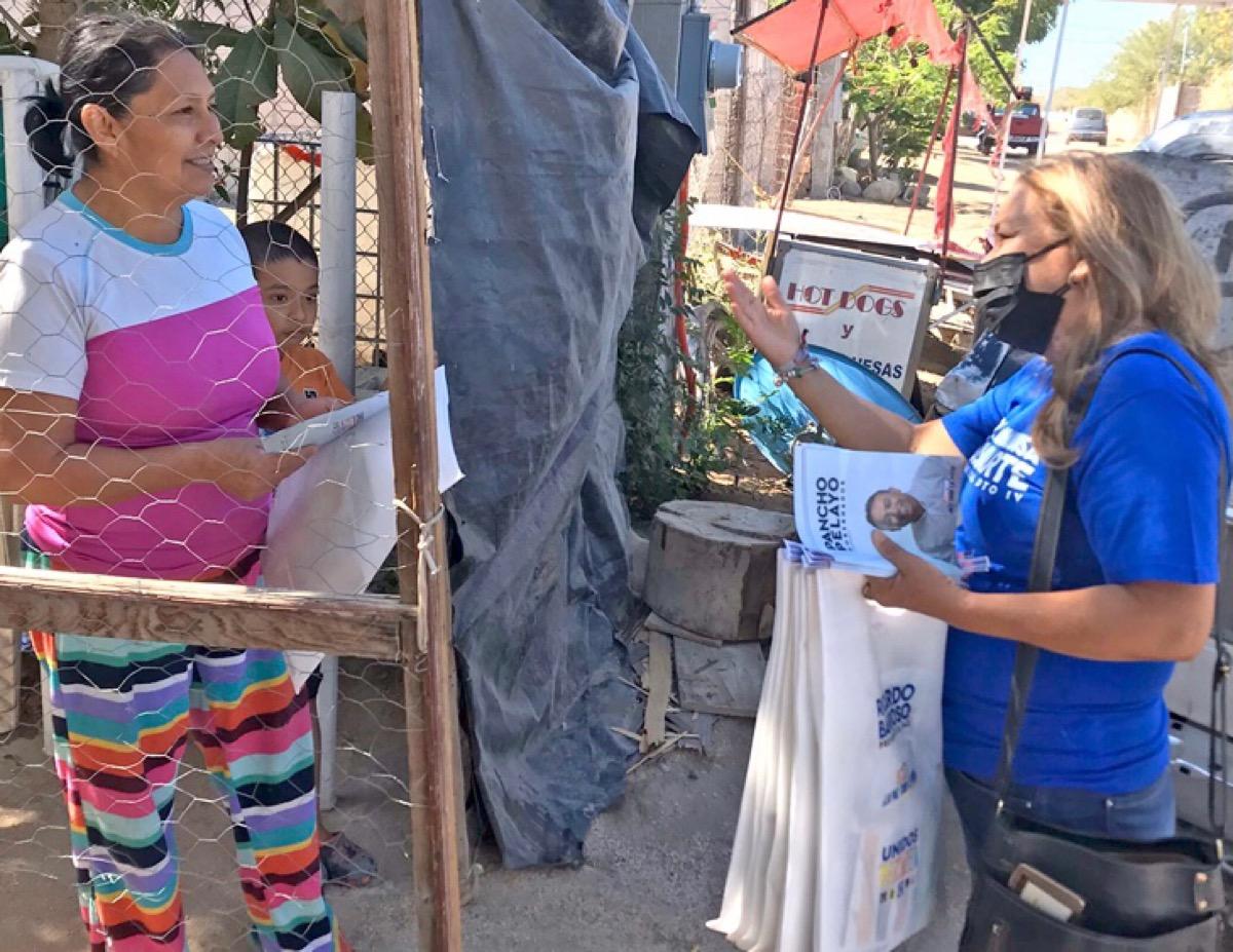 Mayor presupuesto a créditos a la palabra para emprendedoras: Guluarte Castro