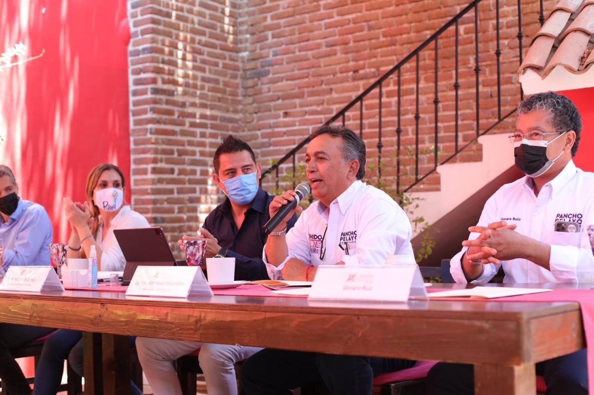 Juntos vamos a reactivar la industria restaurantera: Pancho Pelayo