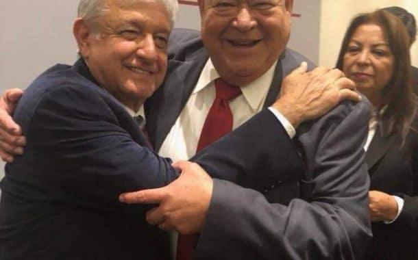 Víctor Castro se entrevistará con presidente López Obrador
