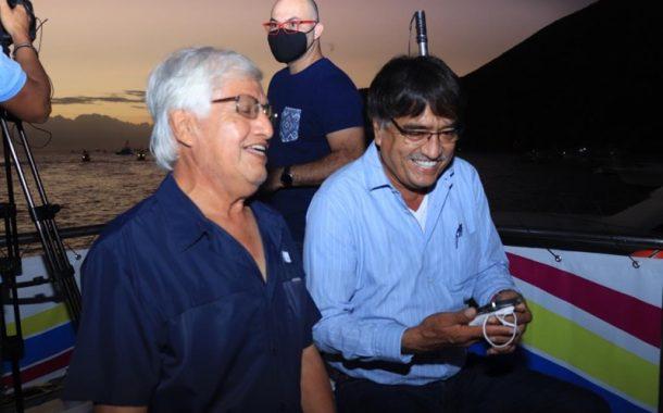 """""""En Los Cabos vamos bien y cada vez más fortalecidos"""": Óscar Leggs Castro"""
