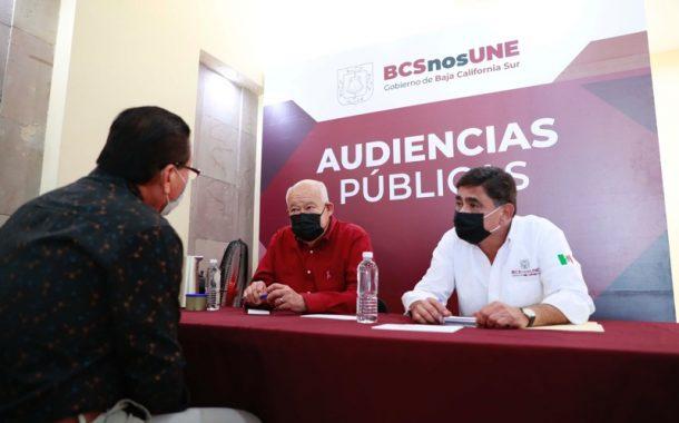 Llevará Gobierno del Estado audiencias a municipios y colonias